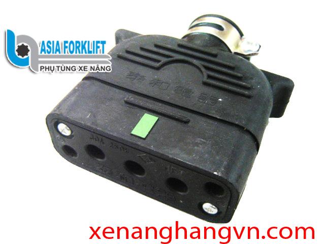 giắc 3 pha 37010-10870 30A-250V-AC