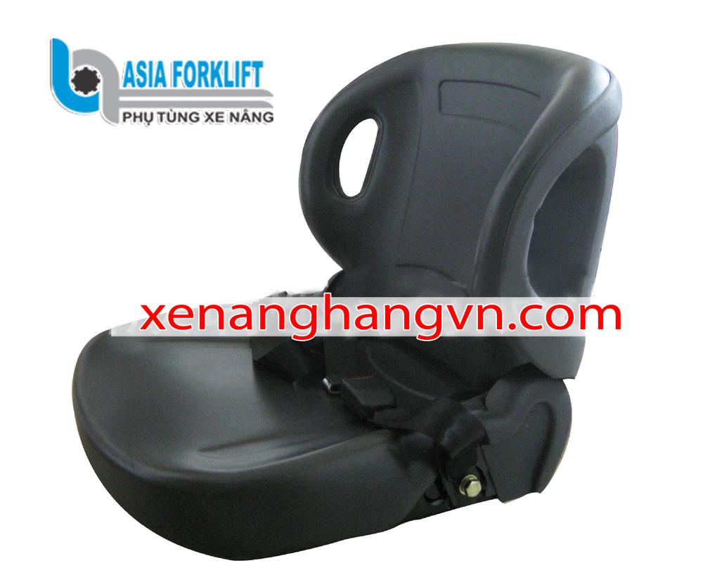 ghế xe nâng kèm dây đai an toàn