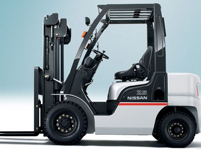 Nissan_Forklift_Japan