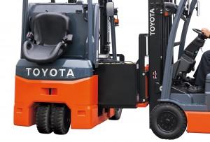 xe nâng điện Toyota 8FBE 10-1