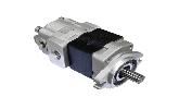 Bơm thủy lực TCM 15787-10502, SGP2-36R410 , FD50,~100Z7, 6BB1/ 6BD1