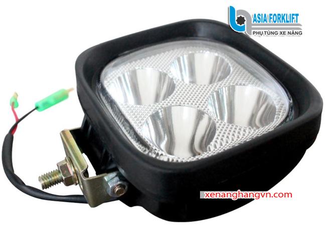 Đèn pha led xe nâng 12V 24V 48V 40W