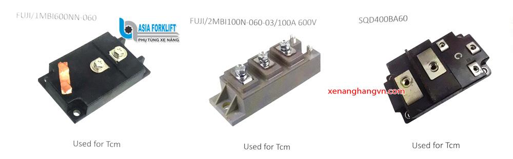 Bo công suất TCM FUJI 1MBI600NN-060 2MBI100N-060-03 100A-600V SQD400BA60