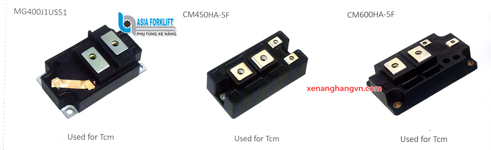 Bo công suất TCM MG400J1US51 CM450HA-5F CM600HA-5F