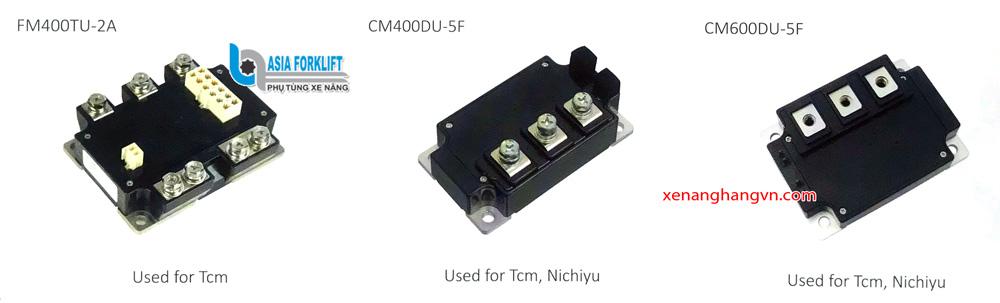 Bo công suất TCM NICHIYU FM400TU-2A CM400DU-5F CM600DU-5F
