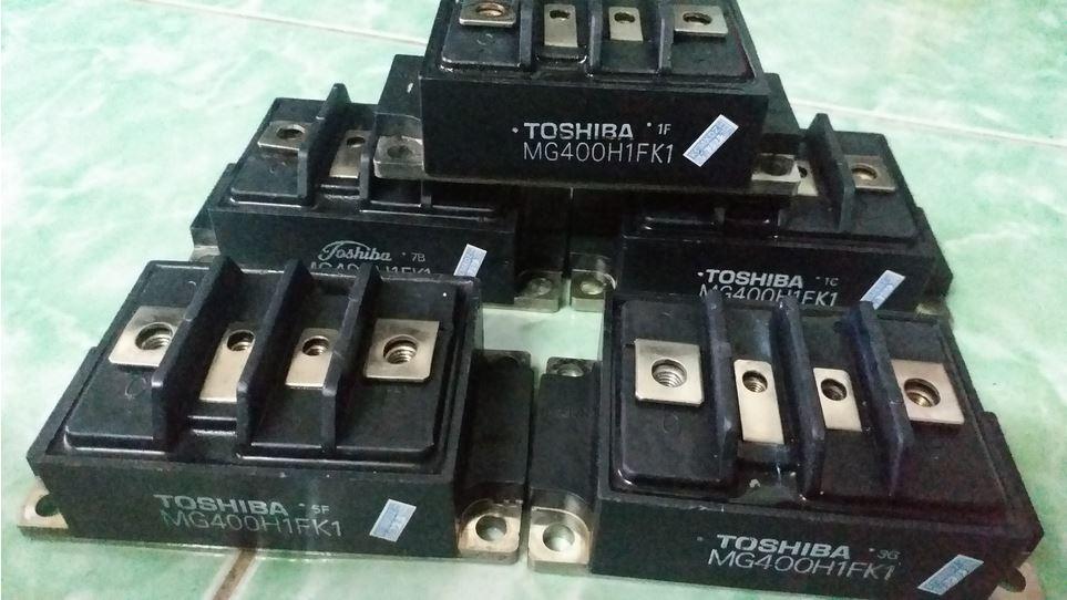 Bo công suất Toshiba MG400H1FK1