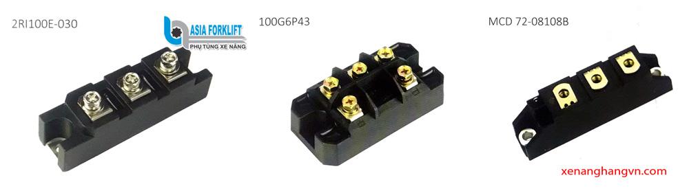 Công suất xe nâng 2RI100E-030 100G6P43 MCD-72-08108B