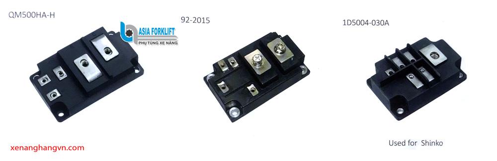 Công suất xe nâng DD100GB40-CM75DY-12H Shinco 1D300A-030