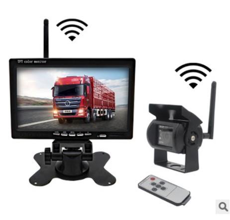 Camera xe nâng không dây